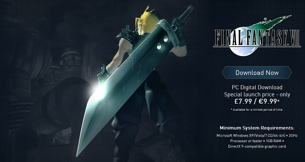FF7 website3