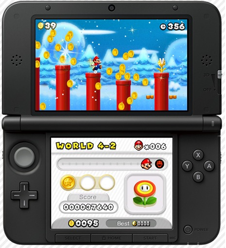 NSMB3 gameplay and 3ds2