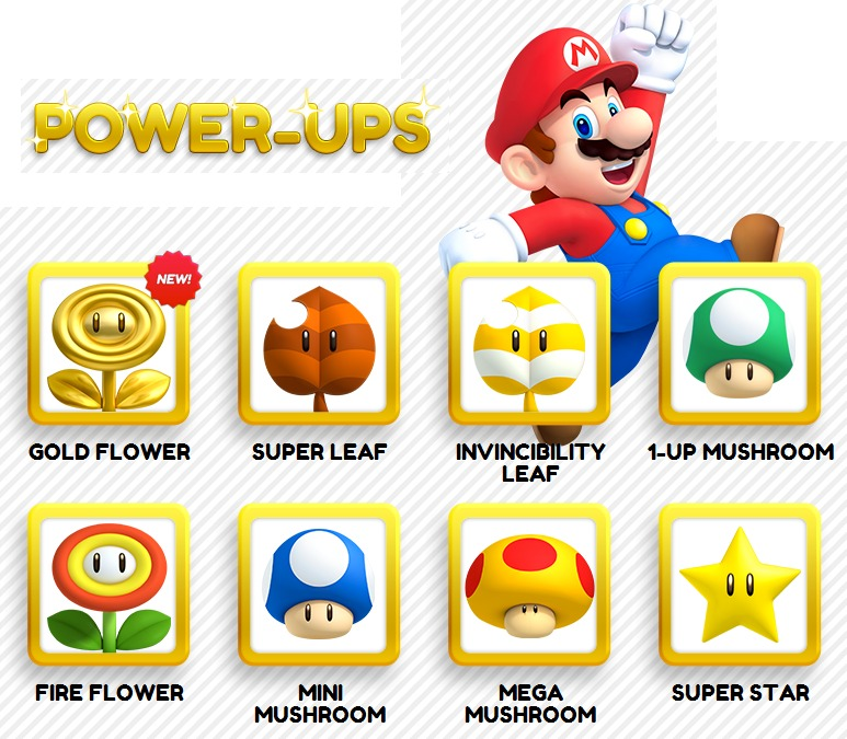 NSMB3 powerups3