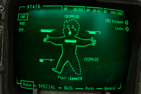 Fallout Pipboy