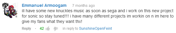 sa3 music comment