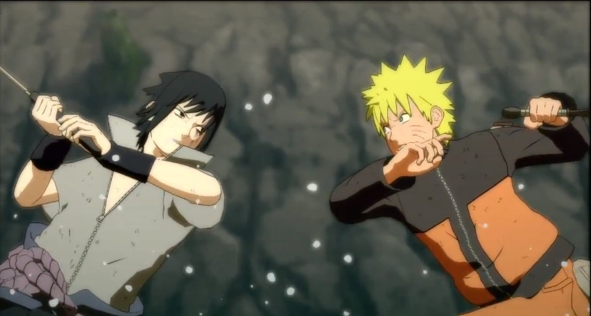 Naruto SUNS 3 full screen2
