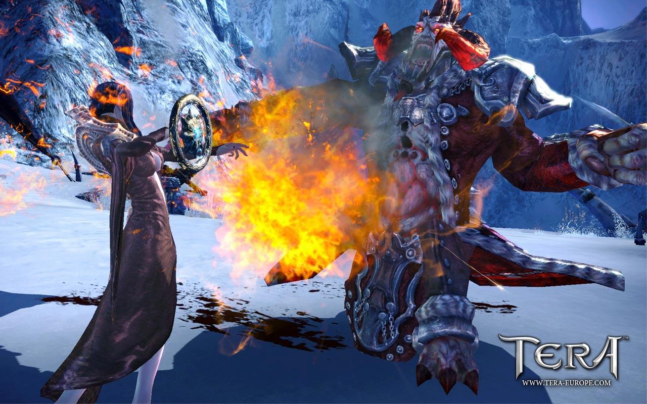 TERA-Sorceress-combat