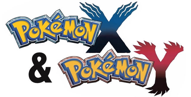 pokemon-x-and-y-logos