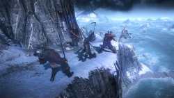 12 The Witcher 3 Wild Hunt Cliff Fight