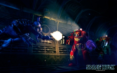 Space Hulk First Ingame Screenshot Action Camera