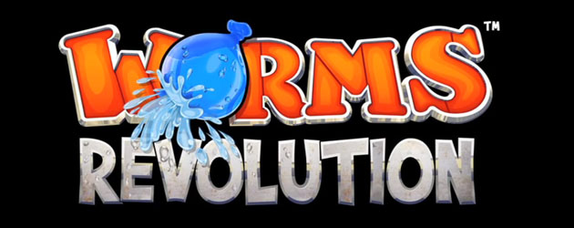 Worms Revolution Logo