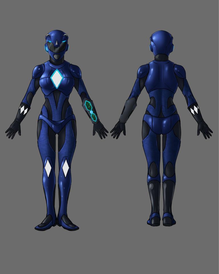 blue ranger 2