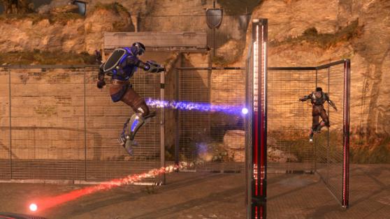 shootmania-storm screenshot gamescom2