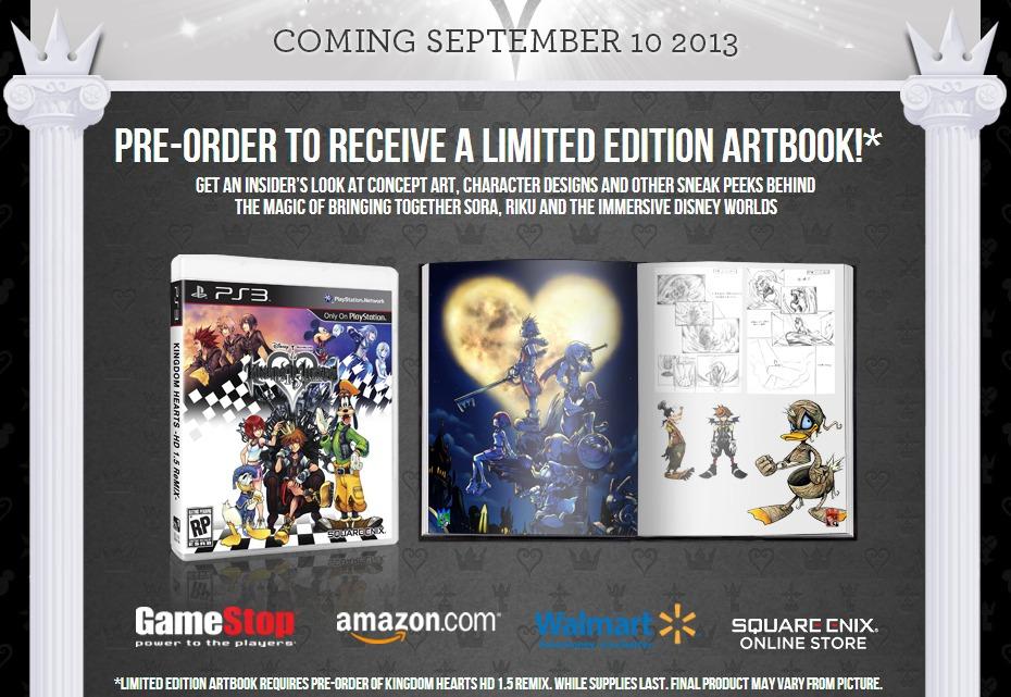 Kingdom Hearts 1.5 HD Remix site1