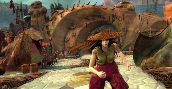 Zeno Clash Woman
