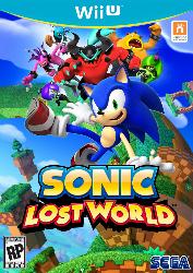 Sonic lost world box art wiiu