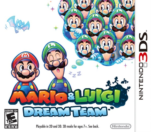 Mario Luigi Dream Team boxart1