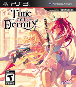 TimeAndEternity
