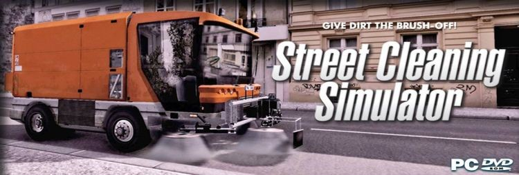 street cleaning sim