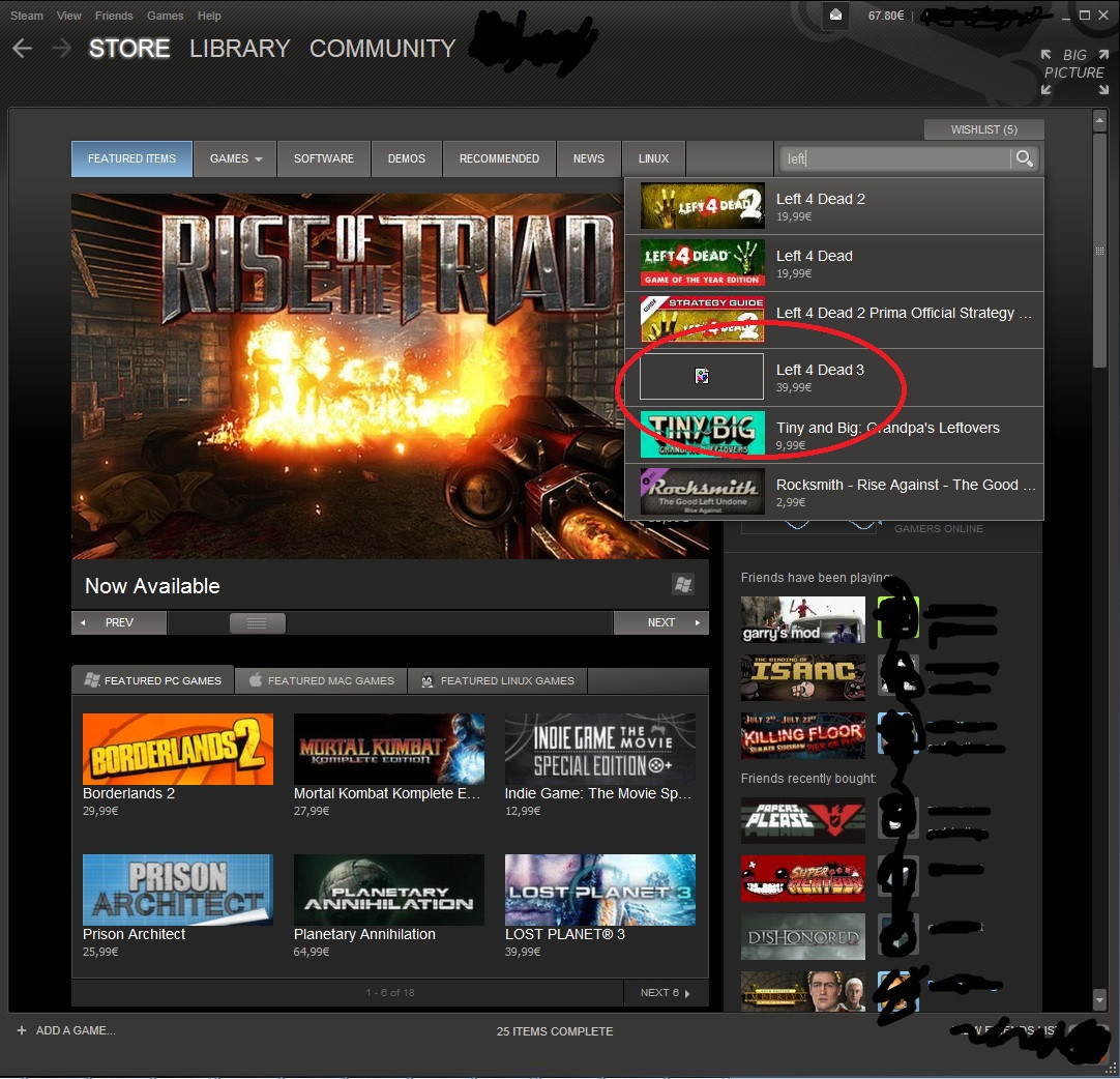 Left 4 Dead 3 Steam