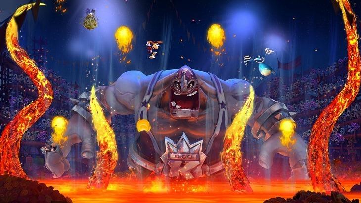 Rayman Luchador