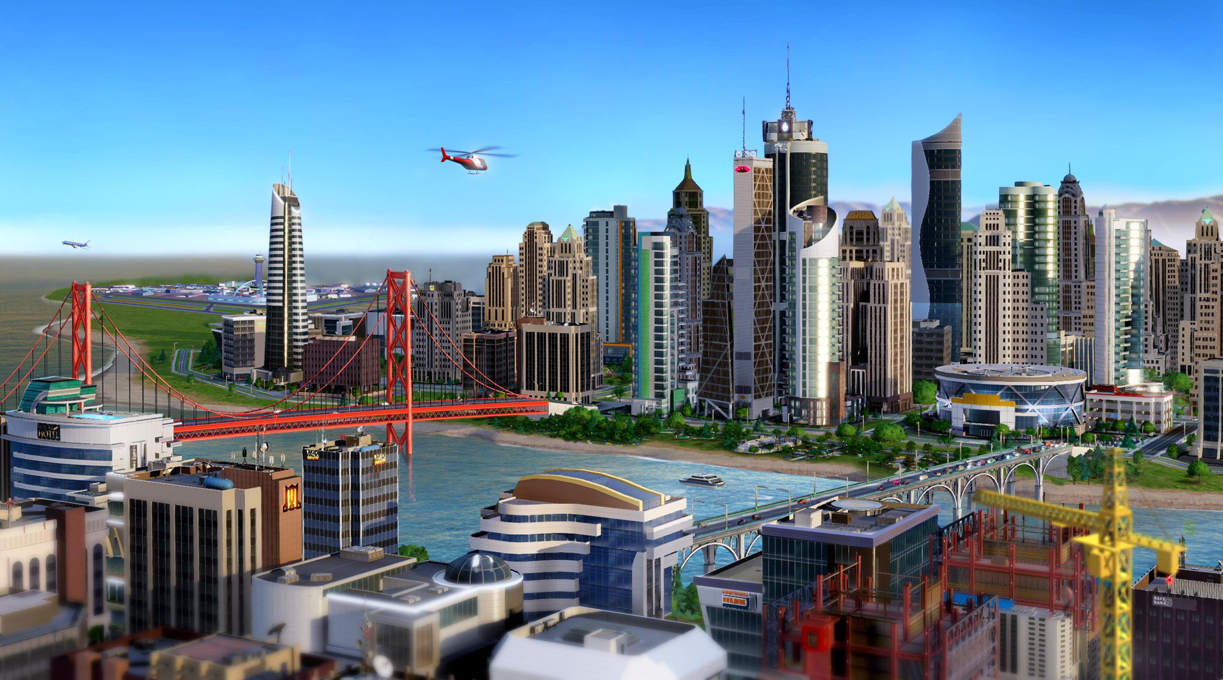 SimCity2013