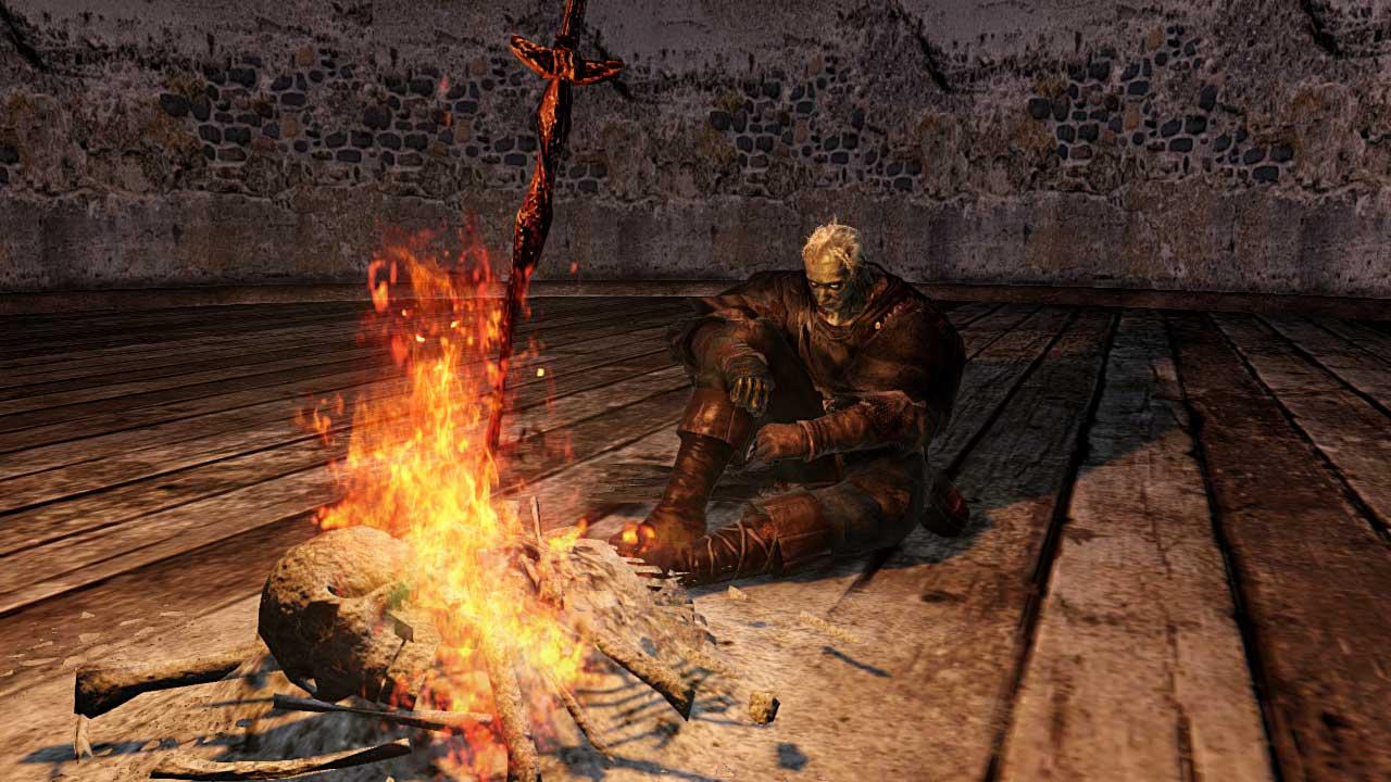 Dark-Souls-Bonfire