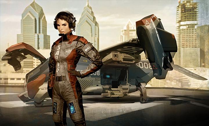 Deus Ex Concept