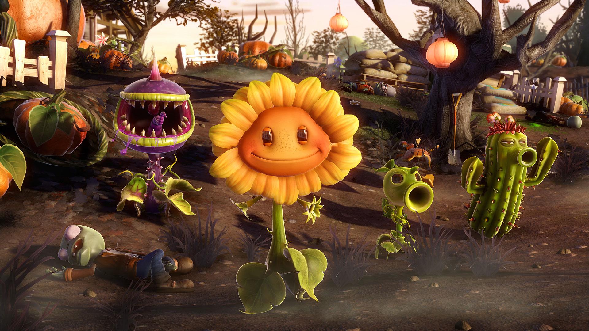 Plants-Vs-Zombies-Garden-Warfare-Plants