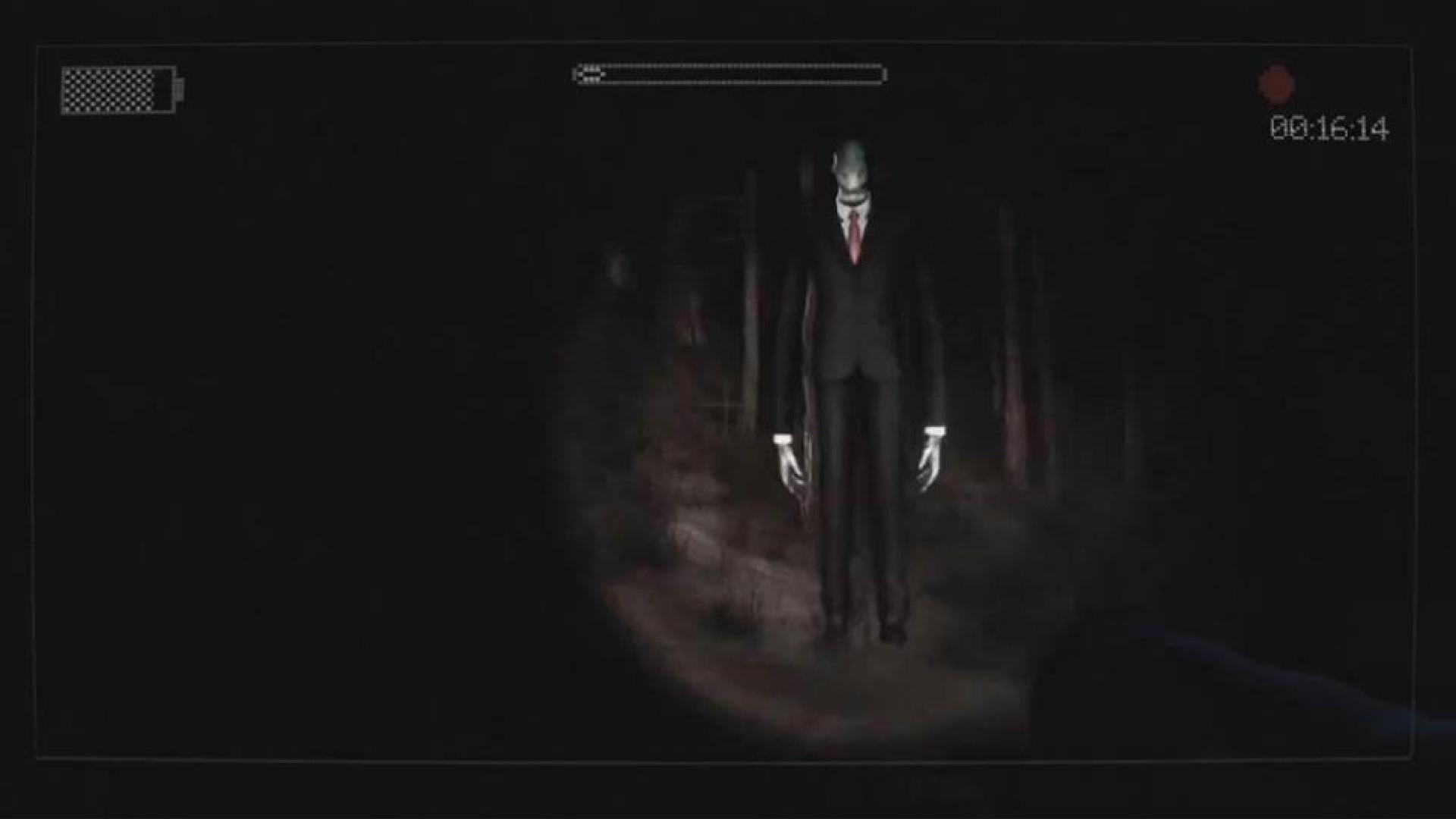 Slender-The-Arrival