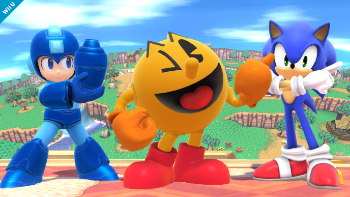 pacman in smash