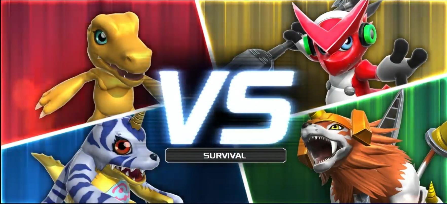 Digimon All Star Rumble Announce