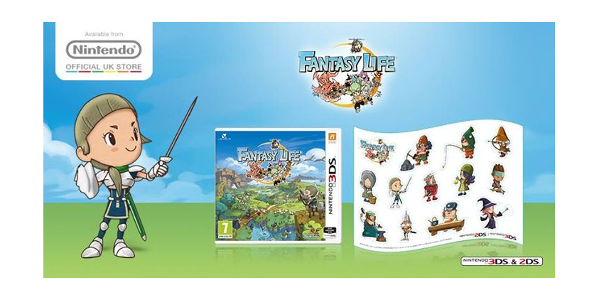 fantasy life magnets