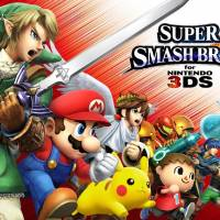 Smash Bros 3DS Splash