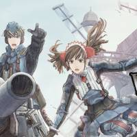 Valkyria Chronicles Splash