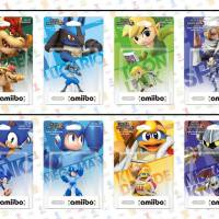 amiibo 3rd and 4th wave