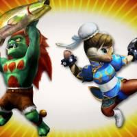 Street-Fighter-Monster-Hunter