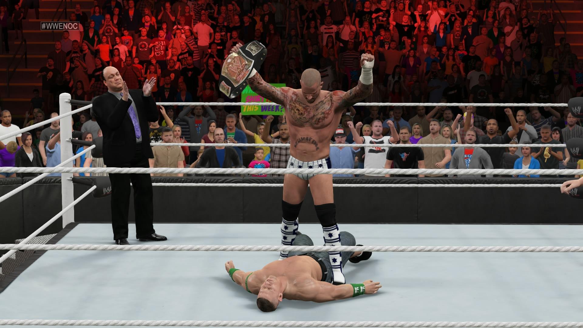 WWE 2K15_PunkandCena