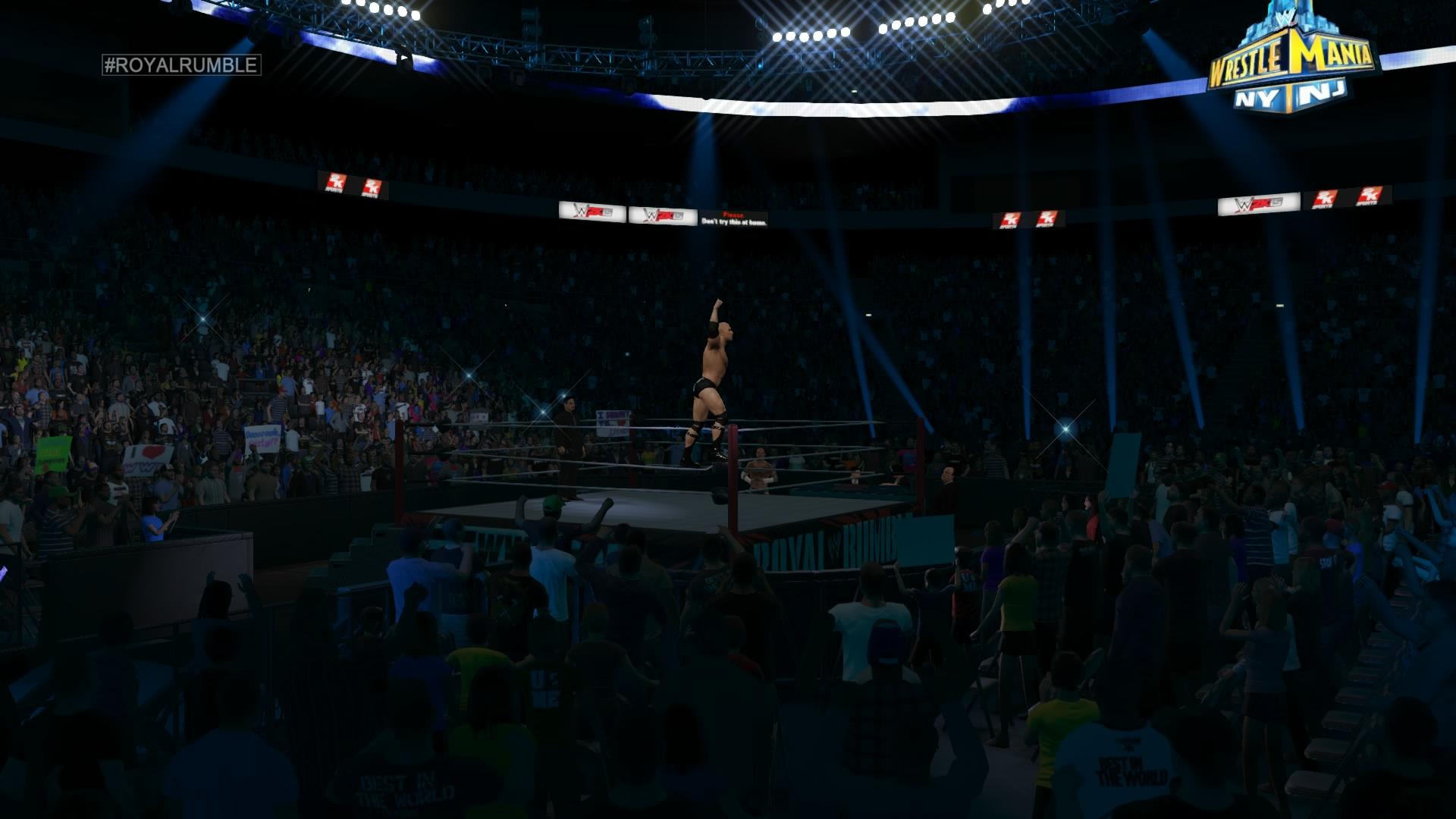 WWE 2K15_TheRock
