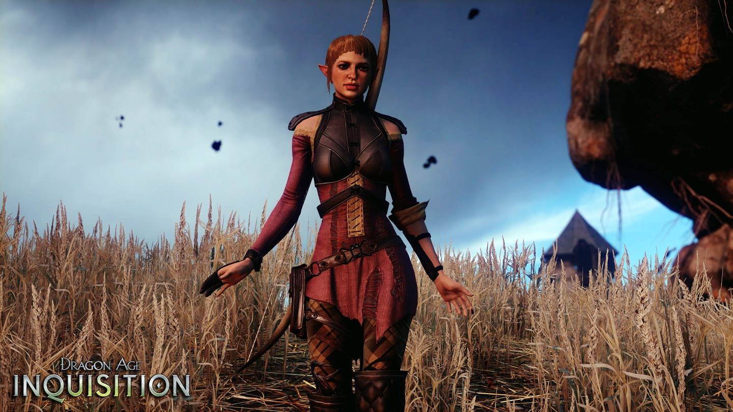Sera is one of the more colourful characters in Inquisition