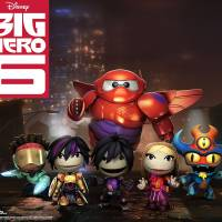 Big hero 6 Little big planet 1