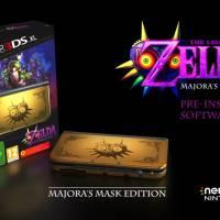 Majora's Mask New 3DS