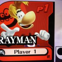 Rayman Smash