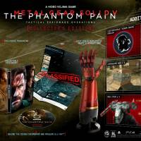 MGSV Collector's Editions