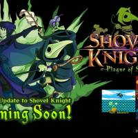 Shovel Knight Plague Update