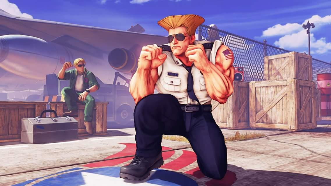 Guile Crouch
