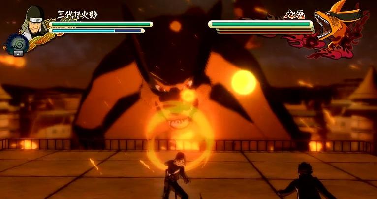 Naruto suns3 screen1