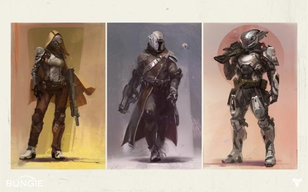 Destiny Guardians