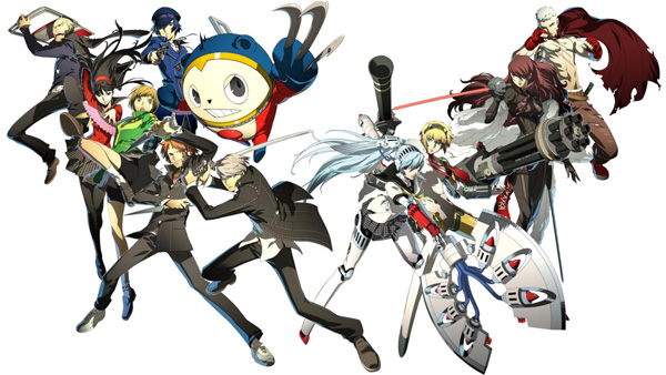 Persona 4 Arena Wallpaper Vgu