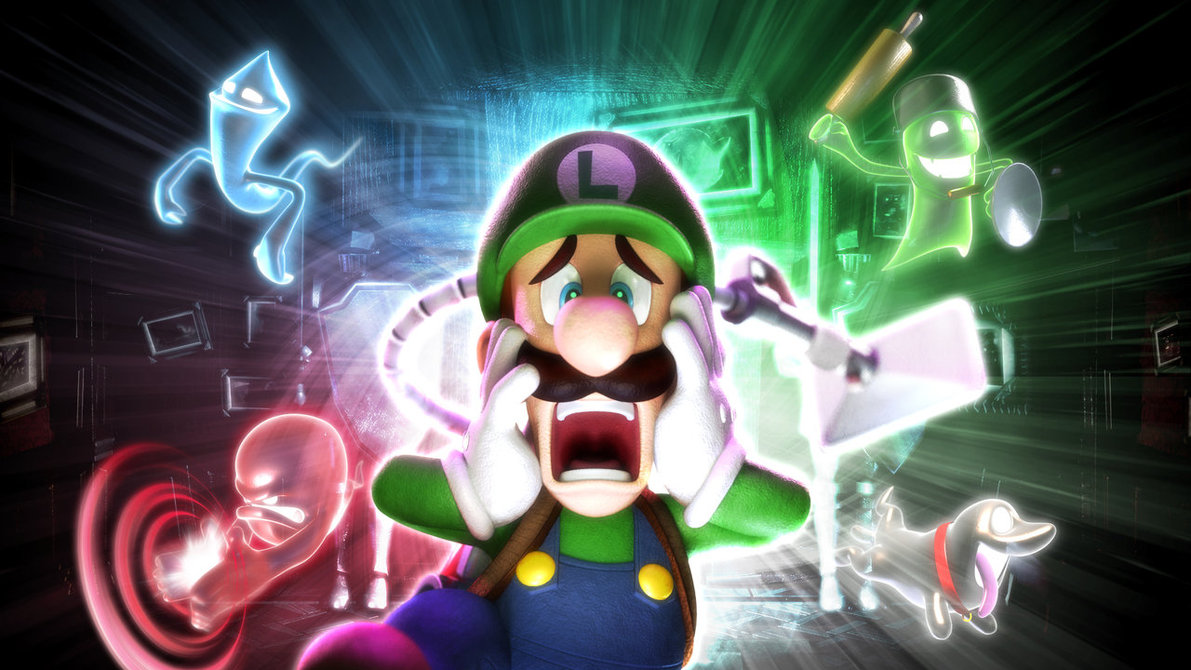 The Devs Behind Luigi S Mansion 2 Are Now Working