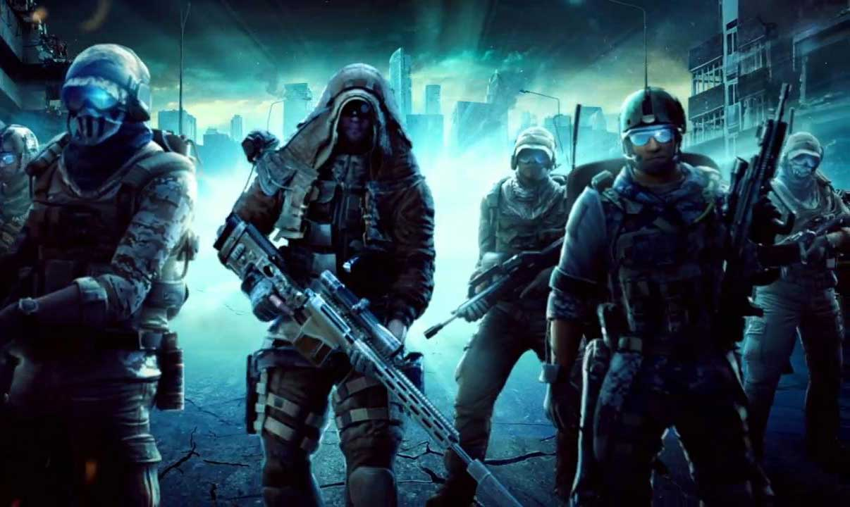 Tom Clancys Ghost Recon Phantoms Coming to Steam - VGU