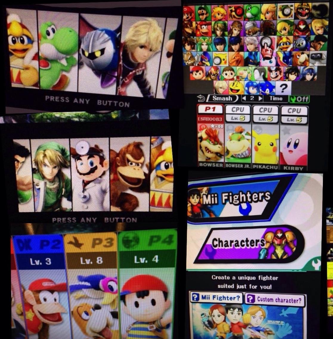 New Super Smash Bros Leak Details Videos Show Shulk