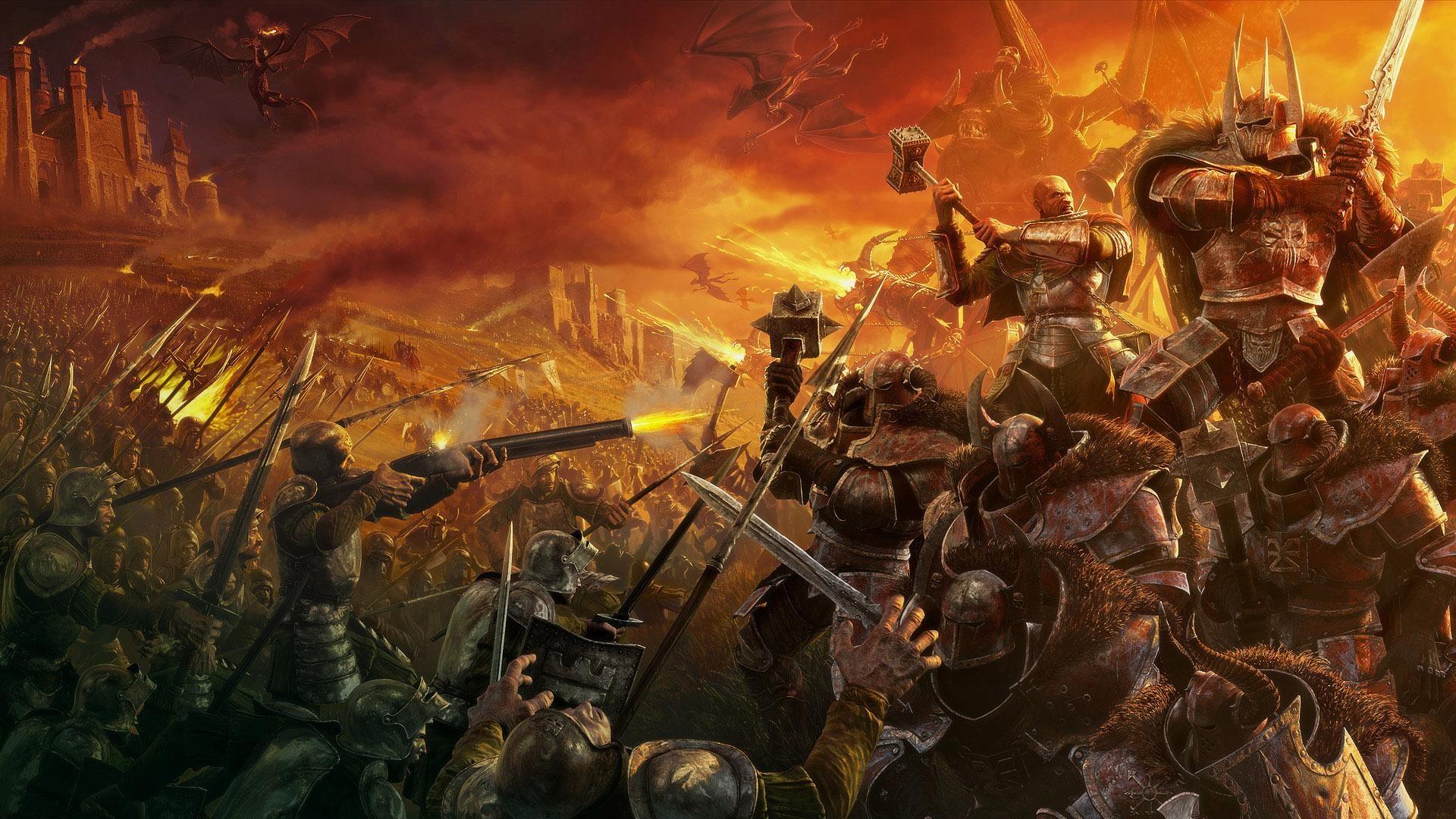 Reddit User Unearths Total War: Warhammer Possibility - VGU