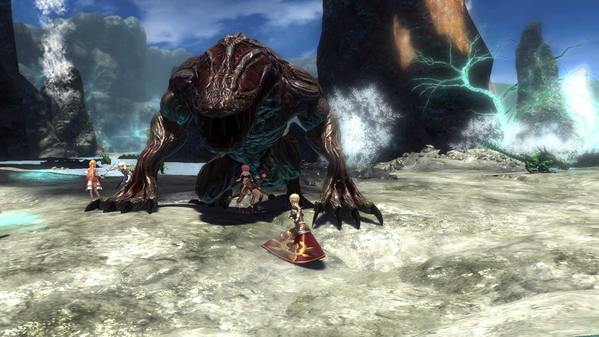 Sword Art Online: Hollow Realisation Announces More Features